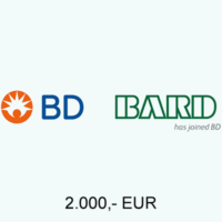 BD Bard 2.000 €